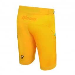 Qloom Counterbury Shorts Saffron L