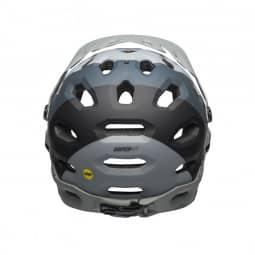 Bell Helm Super 3R Mips mat/gloss black/grey