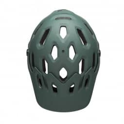 Bell Helm Super 3R Mips mat dark green/orange L