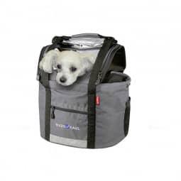 Klickfix Lenkertasche Doggy ohne Adapter 38x29x25/40, 24 l
