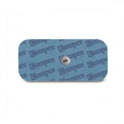 Compex Elektroden Performance Snap 10x5 cm - 2 Stk. - 1 Anschluß