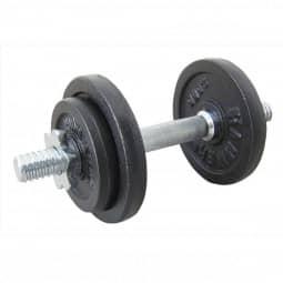 Finnlo 10 kg Kurzhantel-Set Eisen