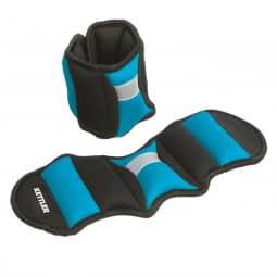 Kettler Gewichtsmanschette - 2x0,75 kg/blau