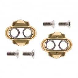 Crankbrothers Pedalplatten Premium MTB gold