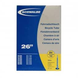 Schwalbe Fahrradschlauch 26x1.50 - 2.50 SCL