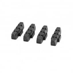Magura Bremsbelag schwarz - Standard für Alu-Felgn