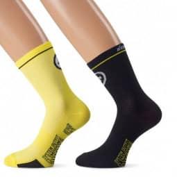 Assos Equipe Sock EV07 Yellow 0