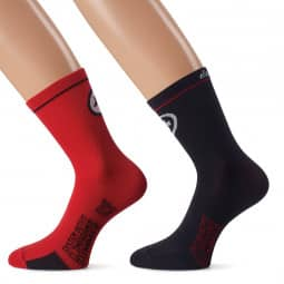 Assos Equipe Sock EV07 National Red 0