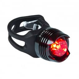 "RFR Licht Diamond ""Red LED"" black"