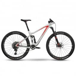 BMC Speedfox 01 ONE Silber Red 2018 27,5 RH-S
