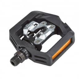 Shimano PDT421 Click'r Pedall Kombipedal schwarz