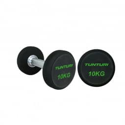 Tunturi Pro PU Hanteln Kompakt 14 - 32 kg - 5 Paar