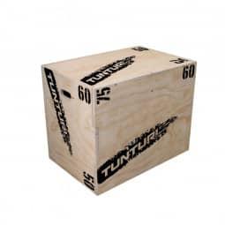 Tunturi Plyo Box Wood 40x50x60 cm