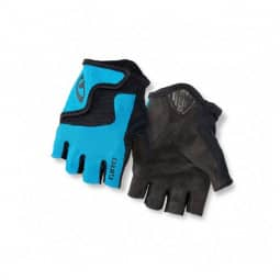 Giro Gloves BRAVO Jr 18 Blue Jewel
