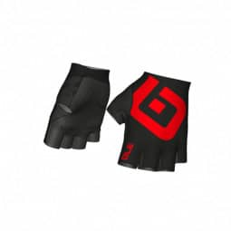 ALE Accessori Air Glove schwarz rot L