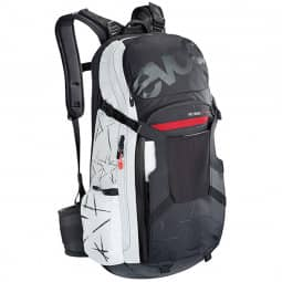 EVOC FR Trail Unlimited black/white 20L MY19 S