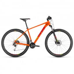 Cube Analog orange´n´red 27,5 2019 RH 14""