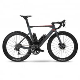 BMC Timemachine 01 ROAD ONE (Dura Ace Di2) gry red cbn 2019 RH 56 cm