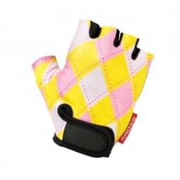 Kross Gloves Yellow/Pink Joy S