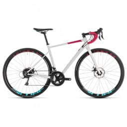 Cube Axial WS Pro Disc white´n´berry 2019