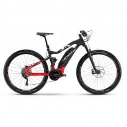Haibike Sduro Fullnine 10.0 500Wh 20-G XT 18 S Testbike