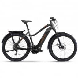 Haibike SDURO Trekking 6.0 Damen i500Wh 20-G XTHB YCM schwarz/titan/bronze 2019 RH-S