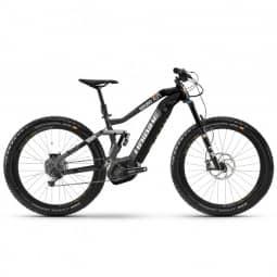 Haibike XDURO Nduro 6.0 i500Wh 12-G GX Eagle HB BCXP titan/schwarz/weiß 2019 RH-M