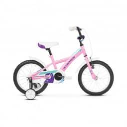"KROSS Mini 3.0 16"" pink/violet/turquoise 2020"