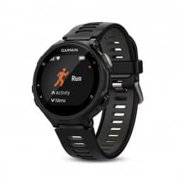 Garmin Forerunner 735XT schwarz/grau Run Bundle