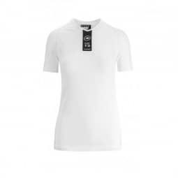 Assos Skinfoil SS Summer Base Layer Holy White I (M) Unisex