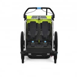 Thule Chariot Sport2, Chartreuse