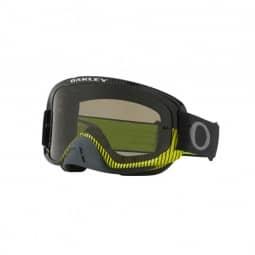 Oakley Goggle Frequency Gunmetal Green Anti Fog