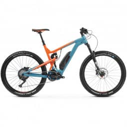 "KROSS Soil Boost 2.0 SE, 27,5"" Deore XT blau-orange 2019"
