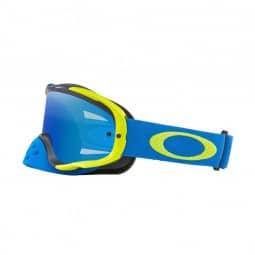 Oakley Goggle Crowbar MX Blue Green Black Ice Iridium