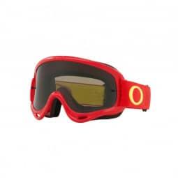 Oakley Goggle O-Frame MX Red Yellow Dark Grey