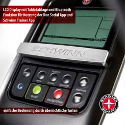 Schwinn Ellipsentrainer 510E Compact