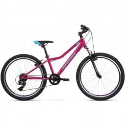 "Kross Lea JR 1.0 24"" Pink-Blau-Violet 2020"