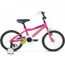 """Kross Mini 4.0 16"""" Pink-Grün 2020"""
