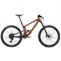 Santa Cruz Bronson3 CC X01 27,5 red 2020 RH-M