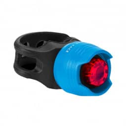 """RFR Outdoor LED- Licht Diamond HQP """"Red"""" blue"""