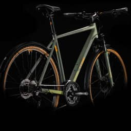 Cube Nature EXC Allroad green´n´orange 2020