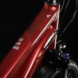 Cube Touring EXC red´n´grey 2020 Trapez