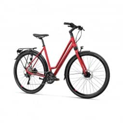 KOGA F3 5.0 Damen Sienna Red Matt 2020 RH 53 cm