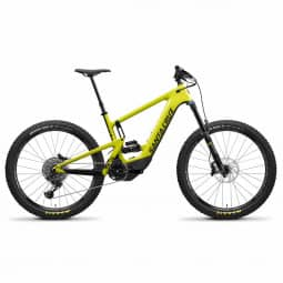 Santa Cruz Heckler 1 CC S-Kit yellow