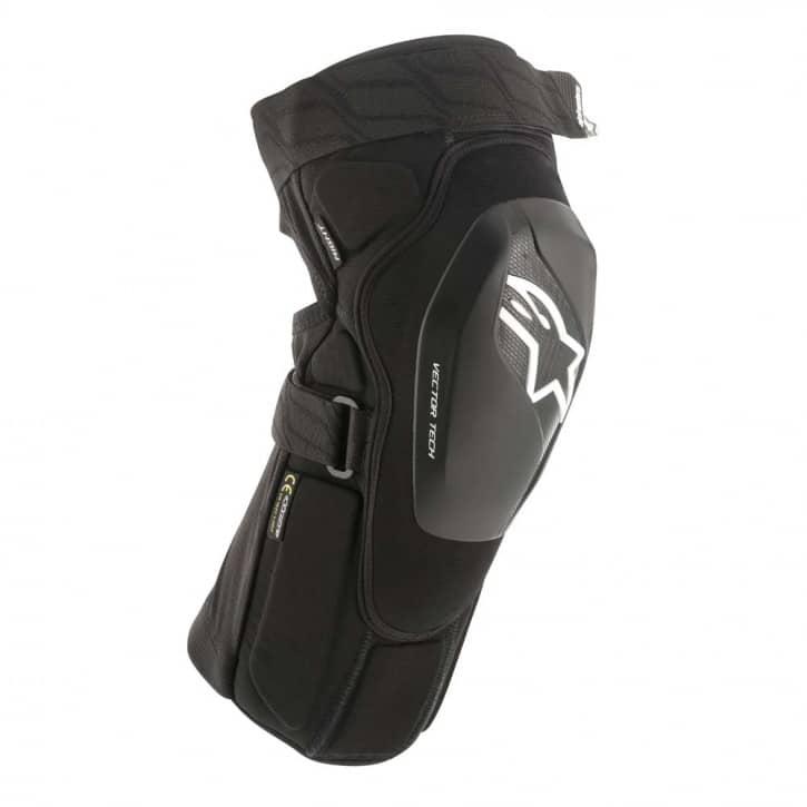 : Alpinestars  Vector Tech Knee Pector Black S-M