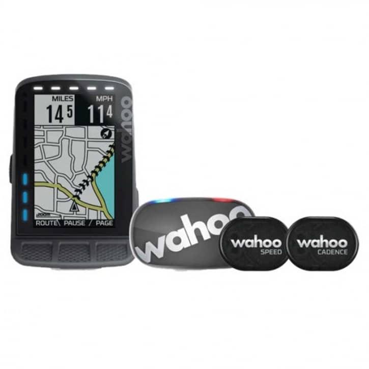 Fahrradteile: Wahoo  Elemnt Roam GPS Radcomputer Bundle 2020