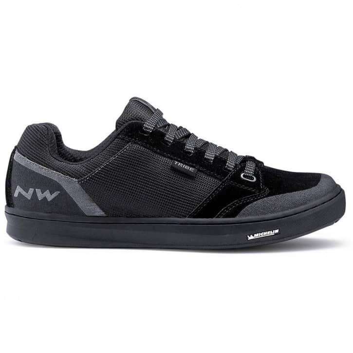 /Schuhe: Northwave Srl Northwave Tribe Black EUR 36