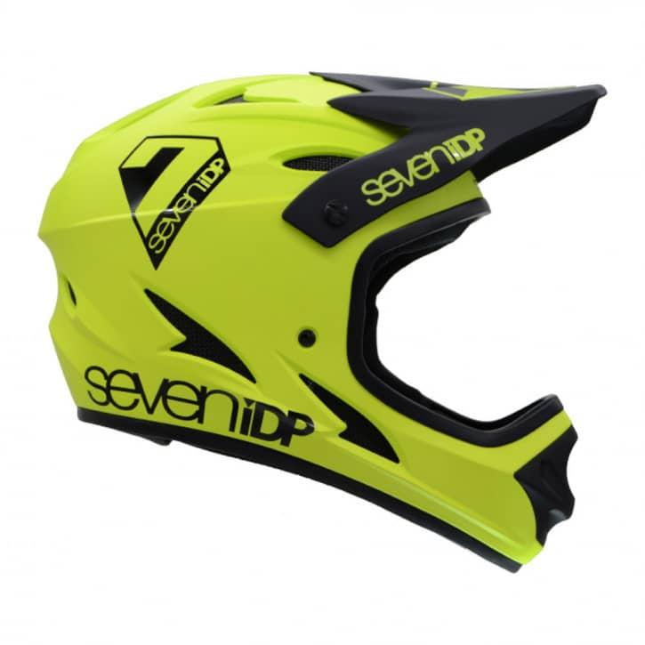 /Helme: Seven 7IDP Helm M1 yellow-