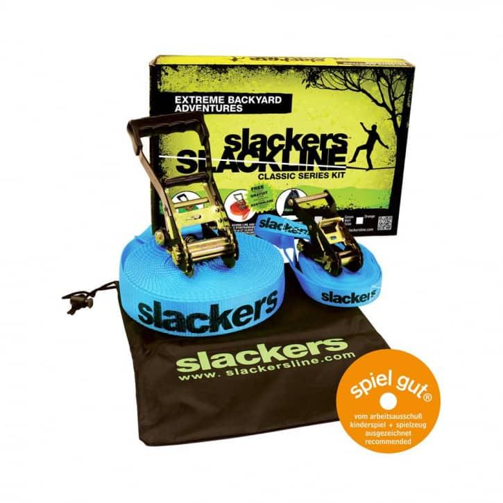 : Slackers  Slackline Classic