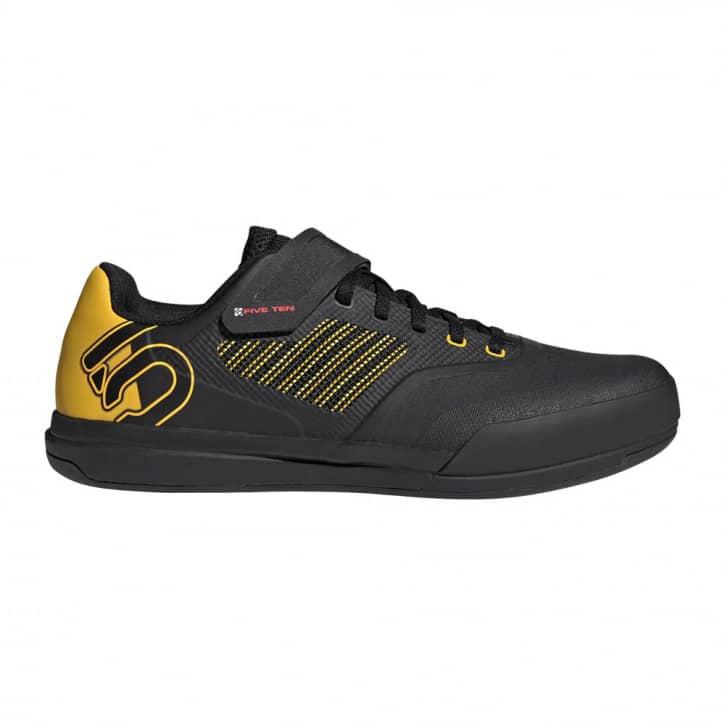 /Schuhe: Five Ten  Hellcat Pro BlackYellow EUR 36